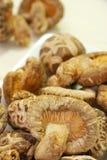 Dried Shitake Mushrooms As Ingredients Royalty Free Stock Images