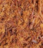 Dried shredded pork Royalty Free Stock Photography