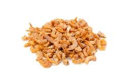 Dried shrimp Royalty Free Stock Photos
