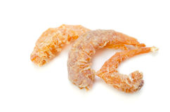 Dried shrimp Royalty Free Stock Photography