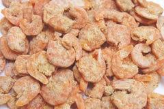 Dried shrimp Stock Image