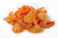 Dried shrimp Royalty Free Stock Photos