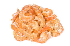 Dried Shrimps Royalty Free Stock Photography