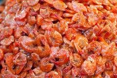 Dried shrimps Stock Photos