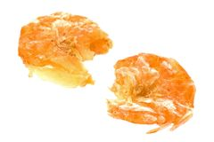 Dried Shrimps Macro Royalty Free Stock Photos