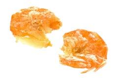 Dried Shrimps Macro Royalty Free Stock Photos