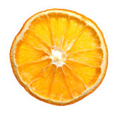 Dried slice of orange Royalty Free Stock Image
