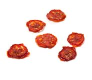 Dried slices of tomato Stock Photos