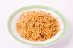 Dried small shrimps,chinese food. The dried small shrimp is chinese food Royalty Free Stock Image