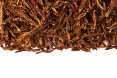 Dried smoking tobacco Royalty Free Stock Images