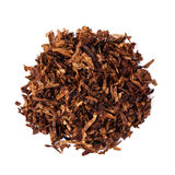 Dried smoking tobacco Stock Image