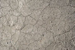 Dried soil texture Royalty Free Stock Photography