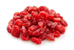 Dried sour cherry Stock Images