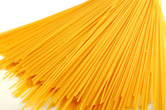 Dried spaghetti Royalty Free Stock Image