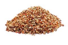 Dried spice mix Stock Photos