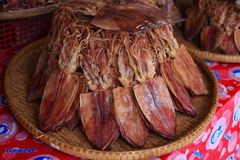 Free Dried Squid Royalty Free Stock Image - 57984996