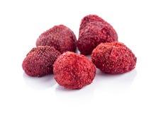 Dried Strawberry Stock Photo