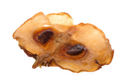 Dried Tamarind Slice Isolated Stock Images