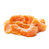 Dried Tangerine Stock Photo