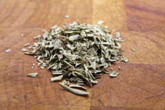 Dried Tarragon Stock Photography