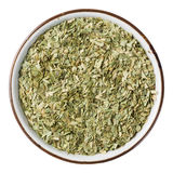 Dried tarragon leaf Royalty Free Stock Photos