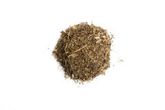 Dried tarragon seasoning Royalty Free Stock Image
