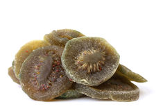 Dried tasty kiwi Stock Photography
