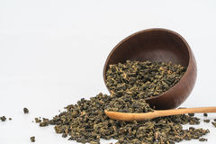Dried tea Stock Photography