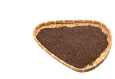 Dried Tea Leaves II Royalty Free Stock Photos