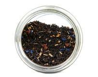Dried teas Royalty Free Stock Photo