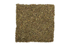 Dried Thyme Stock Image