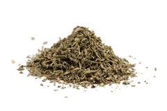 Dried thyme Stock Photos