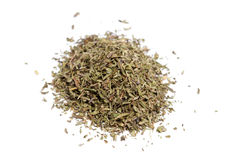Dried thyme Royalty Free Stock Photos