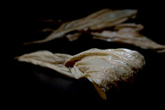Dried tofu skin Royalty Free Stock Images