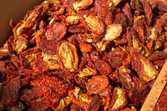 Dried tomato Stock Images