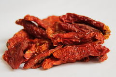 Dried Tomato Stock Photography