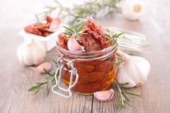 Dried tomato Stock Photos