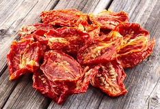 Dried tomato Royalty Free Stock Photography