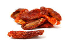 Dried tomatoes Royalty Free Stock Image