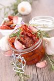 Dried tomatoes Stock Photos