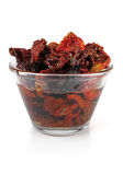 Dried tomatoes Stock Images
