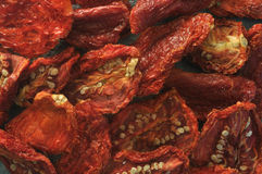 Dried tomatos Stock Photos