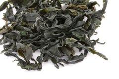 Dried Wakame Seaweed Royalty Free Stock Photos