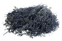 Dried wakame Stock Photo