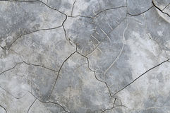 Dried wall Royalty Free Stock Images