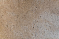 The dried wall made of soil and straw as afican traditional in M Royalty Free Stock Image
