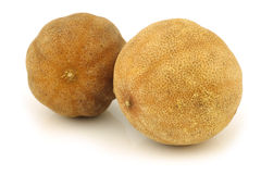 Dried white lime fruit Royalty Free Stock Photography