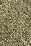 Dried Winter Savory (background image) Royalty Free Stock Photos