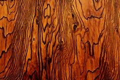 driedimensionele textuur houten achtergrond Stock Foto
