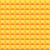 Driehoek en Vierkant Patroon Royalty-vrije Stock Foto's